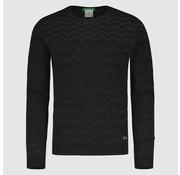 Blue Industry sweater Groen (KBIW18 - M8)
