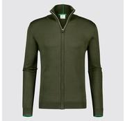 Blue Industry vest Groen (KBIW18 - M26)