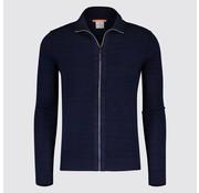 Blue Industry vest blauw (KBIW18 - M22)