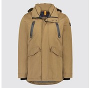 Blue Industry winterjas taupe (OBIW18 - M50)