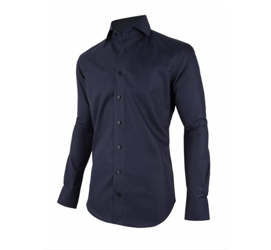 overhemd oxford navy (1090036 -63630N)