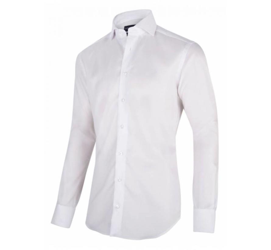 overhemd oxford Wit (1090042 -10000)