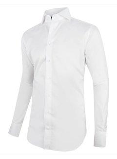 Cavallaro Napoli Overhemd Wit (1090030 - 10000)N