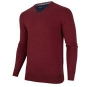 Cavallaro Napoli pullover Tomasso rood (1885009 - 43000)
