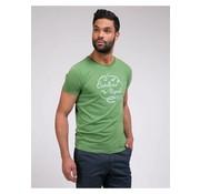 Cavallaro Napoli t-shirt Lavato groen (1781005 - 50000)