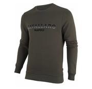 Cavallaro Napoli sweater Mirko Groen (2085004 - 53000)