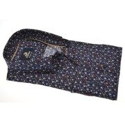Culture overhemd modern fit Extra Mouwlengte Navy (513730 - 39ME)