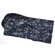 Culture overhemd modern fit print Navy (513759 - 38)