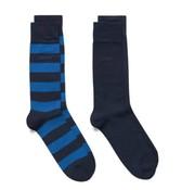 Gant 2pack sokken college blauw (9960015 - 436)