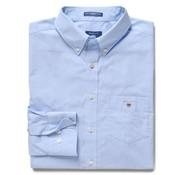 Gant overhemd regular fit Blauw  (3046400 - 420N)