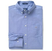 Gant overhemd regular fit Blauw  (3046400 - 436N)