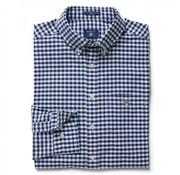 Gant overhemd ruit regular fit Multicolor (3046200 - 423N)