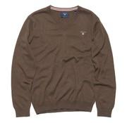 Gant pullover bruin (83102 - 281)