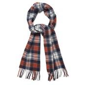 Gant sjaal Herringbone Ruit Multicolor (9920008 - 220)