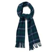 Gant sjaal winter wine Ruit Multicolor (9920009 - 339)