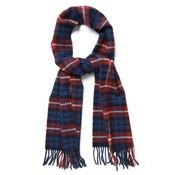 Gant sjaal winter wine Ruit Multicolor (9920009 - 621)