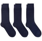 Gant sokken 3pack navy (96012 - 410)