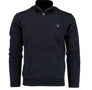 Gant vest regular fit Blue Navy (83104 - 405)