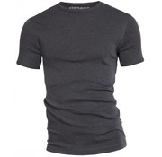 Garage t-shirt 1pack semi body fit ronde hals antra grijs  mel. (0301N)