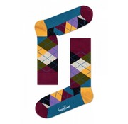 Happy Socks 1pack sokken Argyle Multicolor (AR01-048)