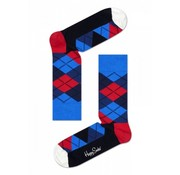Happy Socks 1pack sokken Argyle Multicolor(AR01-067)