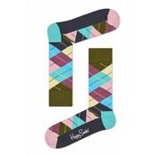 Happy Socks 1pack sokken Argyle Multicolor (ARY01-7000)