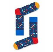 Happy Socks 1pack sokken Axe Navy (AXE01-6000)