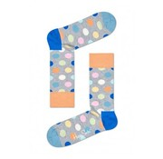 Happy Socks 1pack sokken Big dot Grijs (BDO01-9005)