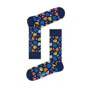 Happy Socks 1pack sokken Diamond navy (DIA01 - 6000)