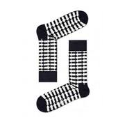 Happy Socks 1pack sokken Direction zwart (DIR01 - 9000)