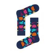 Happy Socks 1pack sokken Rose navy (ROS01-6000)