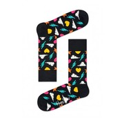 Happy Socks 1pack sokken Storm zwart (STO01 - 9000)