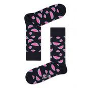 Happy Socks 1pack sokken watermelon zwart (WAT01-9000)