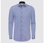 Jackett & Sons overhemd blauw (JS8215)