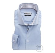 Ledub overhemd modern fit blauw (0137134-130-690-660)