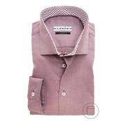 Ledub overhemd modern fit rood (0137134-480-480-490)