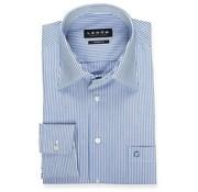 Ledub overhemd streep modern fit (0024525-180-000-000N)