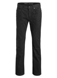 Mac Ben 5 pocket katoenen broek P090 power black (0380-00-0784)