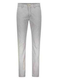 Mac Lennox 5 pocket katoenen broek Tin grijs indigo (6365-00-0676L - 043L)