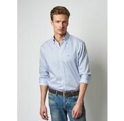 Mc Gregor overhemd Gil Gilles regular fit ruit blauw (1003007 - B055)
