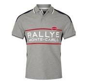 Mc Gregor polo Rallye Monte Carlo 2018 Grijs (1001457 - C017)