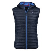 New Zealand Auckland bodywarmer Mapua navy (18GN821 - 265)