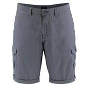 New Zealand Auckland korte broek Larry Bay cool grijs (18CN625 - 1103)