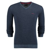 New Zealand Auckland pullover Patea navy (18GN463 - 315)