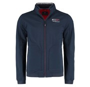 New Zealand Auckland softshell jas Pareora navy (18GN871 - 265)