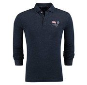 New Zealand Auckland sweater Marchant navy (18GN202 - 265)