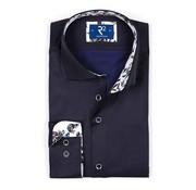 overhemd navy mouwlengte 7 (102.WSP.XLS.13 - 010)