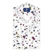overhemd print mouwlengte 7 (102.WSP.XLS.144 - 039)