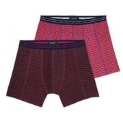 Scotch & Soda boxershort print 2 pack (145130 - 0217)