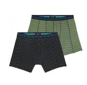 Scotch & Soda boxershort print 2 pack (145130 - 0219)